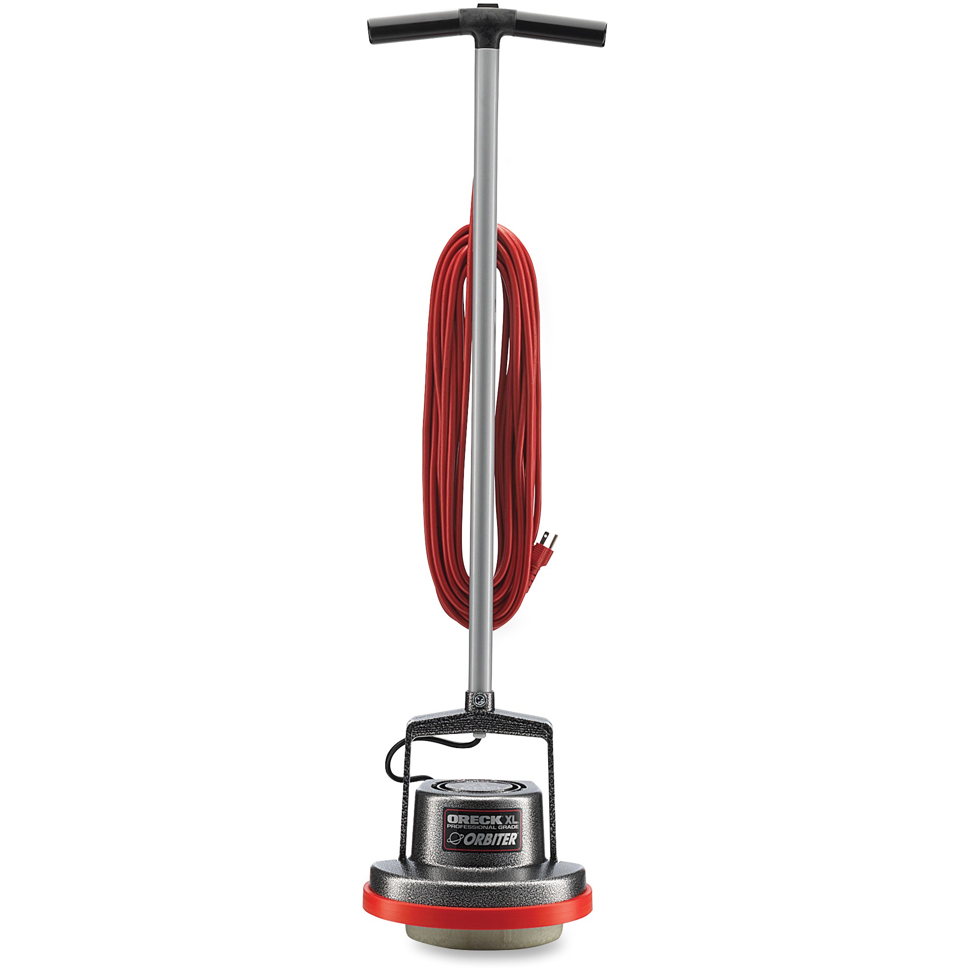 Oreck Orbiter ORB550MC Commercial Floor Machine, Silver