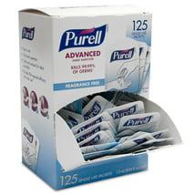 Hand Sanitizer: Purell Singles