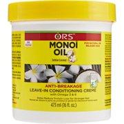 ORS Monoi Oil Leave-In Conditioner 16 oz