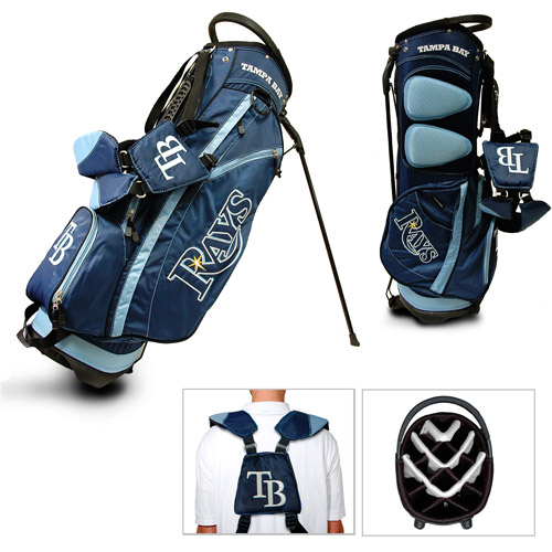 Team Golf MLB Tampa Bay Rays Fairway Golf Stand Bag by Generic