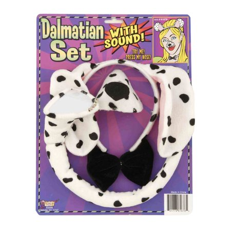 Dalmatian Sound Set Halloween Accessory for $<!---->