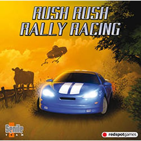 Rush Rush Rally Racing  Independent Dreamcast Game   Sega Dreamcast
