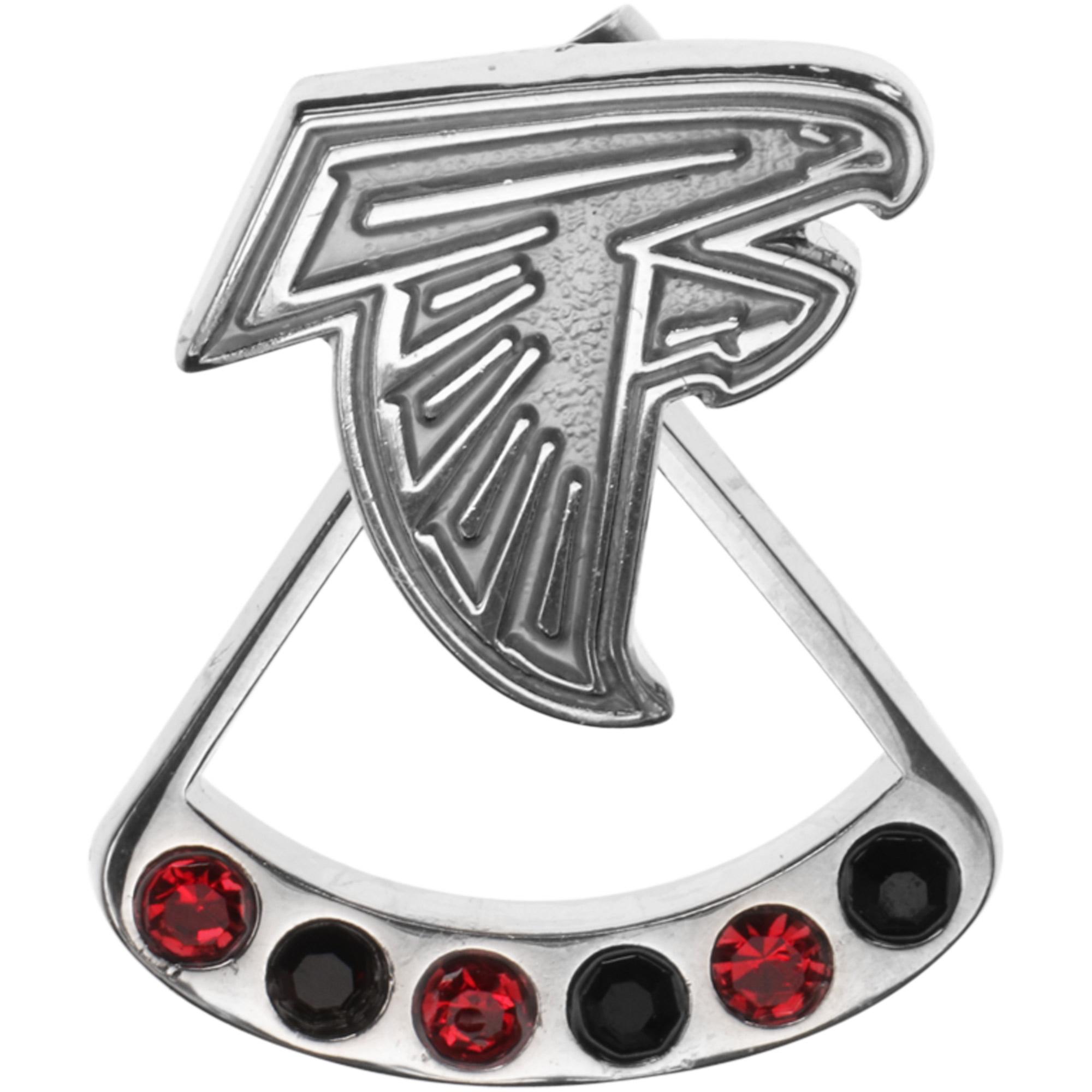 Atlanta Falcons WinCraft Hidden Gem Earrings - No Size