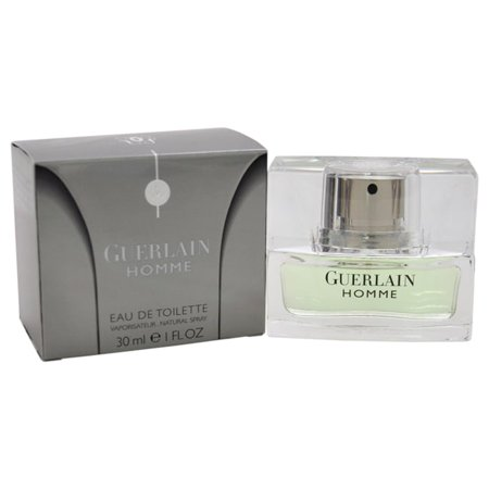 Best Guerlain Homme by Guerlain for Men - 1 oz EDT Spray deal