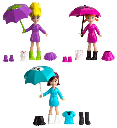 Polly Pocket Rainy Day Playset
