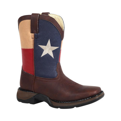 "Boys' Durango Boot BT246 8"" Western by Durango"