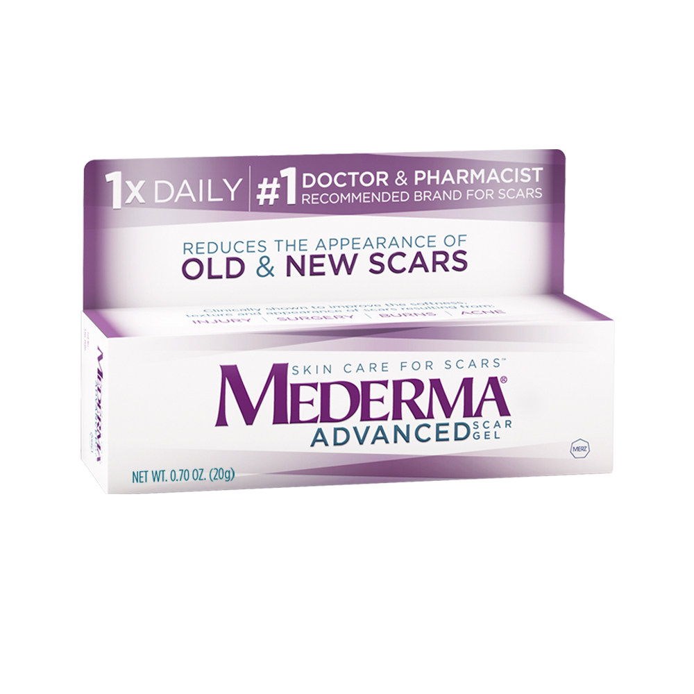 Mederma Soothing Formula Scar Treatment, 0.70 oz