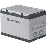 Dometic Portable Freezer/Refrigerator/Cooler CF-110AC110, Grey, 110 Quarts Capacity for RV, Camping, Tailgating, Outdoor