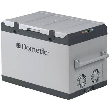 Dometic Portable Freezer/Refrigerator/Cooler CF-110AC110, Grey, 110 Quarts Capacity for RV, Camping, Tailgating, - Dometic Freezer