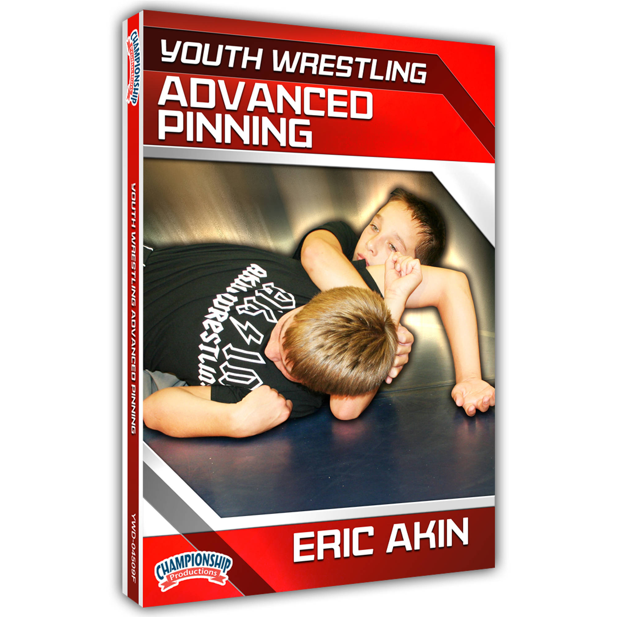 Youth Wrestling: Advanced Pinning DVD