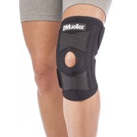 e0be2ad60e Product Image Mueller Self Adjusting Knee Stabilizer, Black, One Size Fits  Most