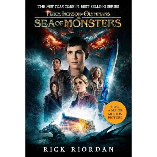 The Sea of Monsters: The Sea of Monsters