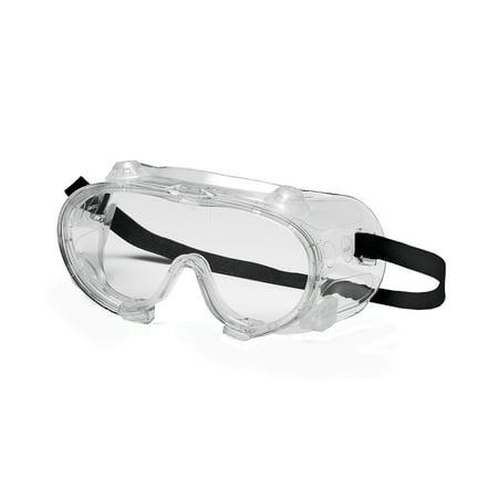 - Pyramex Safety Products Goggles Clear Anti-Fog Chemical Splash