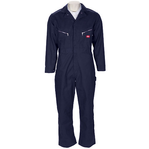 Dickies - Men's Long-Sleeved Twill Coveralls