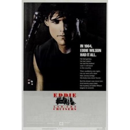 Eddie And The Cruisers Movie Poster 11x17 Mini