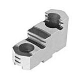 Bison Hard Top Jaws for Scroll Chuck, 8