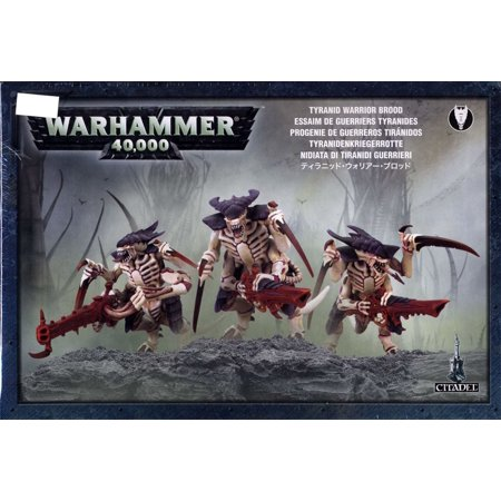 Warhammer 40,000 Tyranids Tyranid Warrior Brood Miniatures [Out of Print]