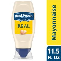 Best Foods Squeeze Real Mayonnaise, 11.5 oz