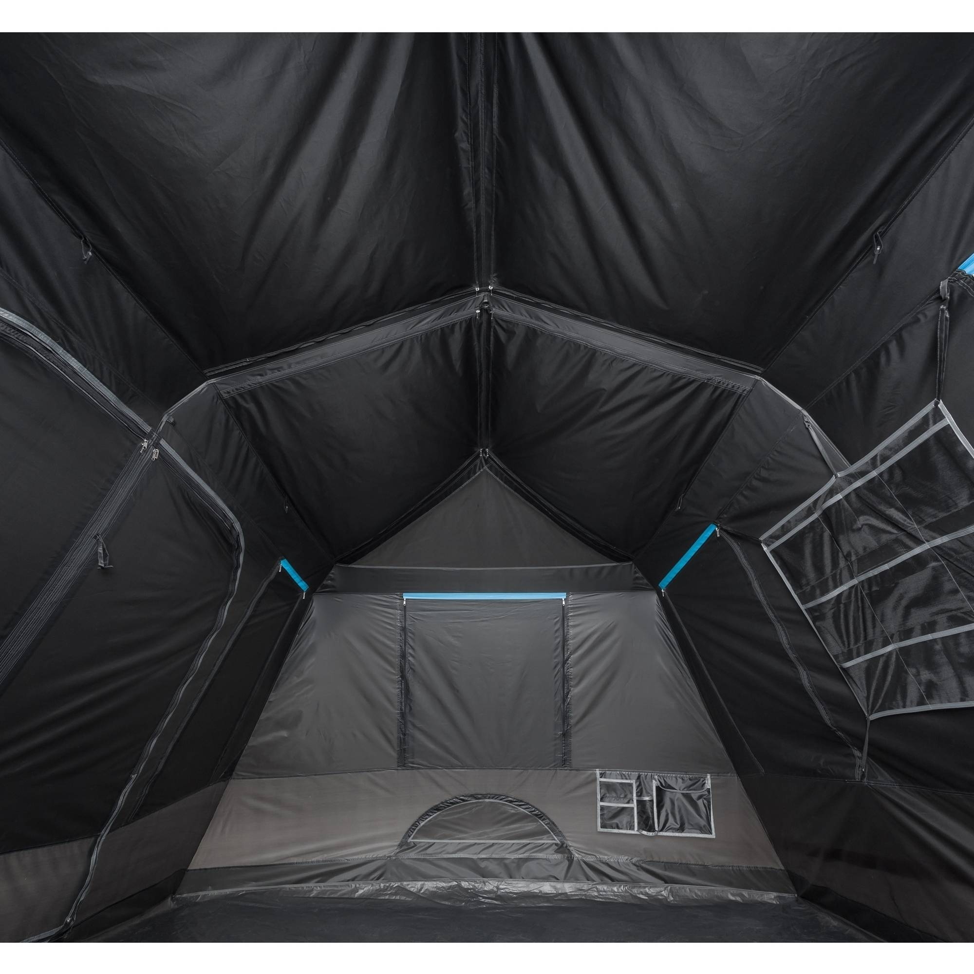 & Ozark Trail 10-Person Dark Rest Instant Cabin Tent - Walmart.com