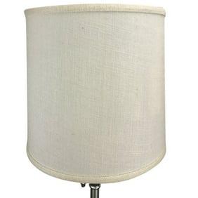 Fenchel shades 12 linen drum lamp shade walmart fenchel shades 14 linen drum lamp shade aloadofball Images