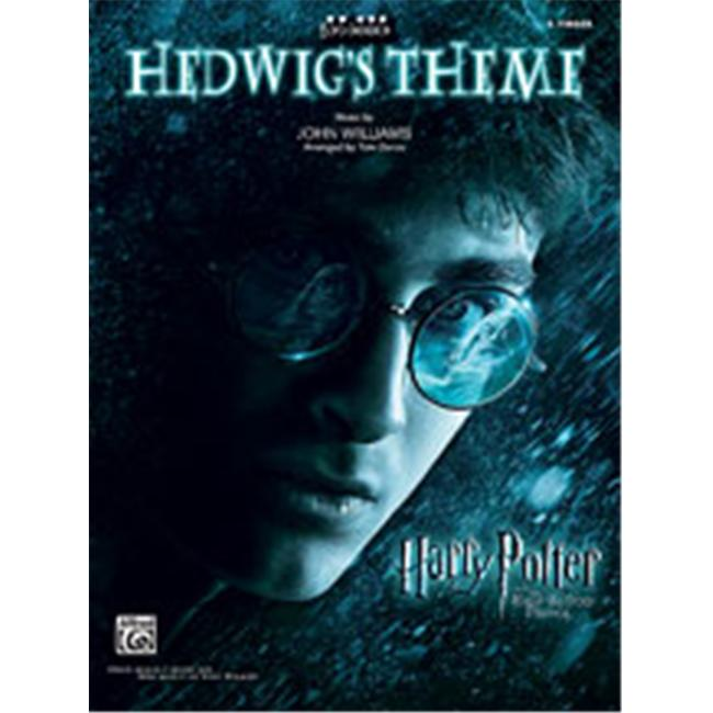 Alfred 00-33874 Hedwig s Theme- from Harry Potter and the Half-Blood Prince Music Book by Alfred