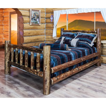 Montana Glacier Country Panel Bed