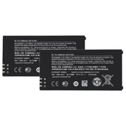 2x Replacement for Nokia BV-T5C Battery Fits Lumia 640 RM-1073