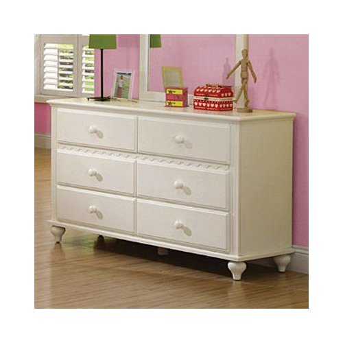 Furniture of America CM7617D Adriana Youth Dresser by Furniture of America