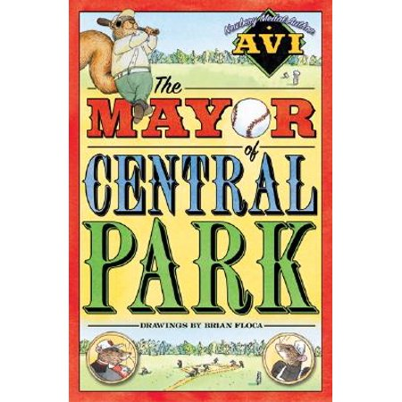 The Mayor of Central Park - Central Park For Halloween