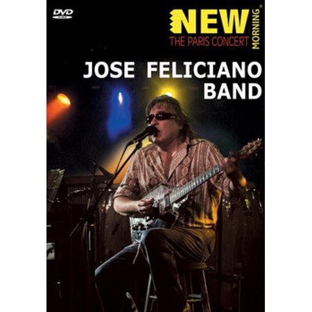 Jose Feliciano Band: Paris Concert (DVD)