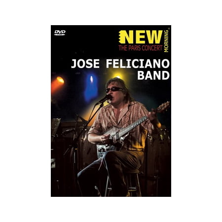 Jose Feliciano Band: Paris Concert (DVD) (This Is Halloween Concert Band)