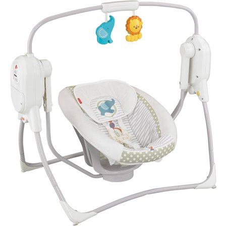 fisher price baby swing weight limit