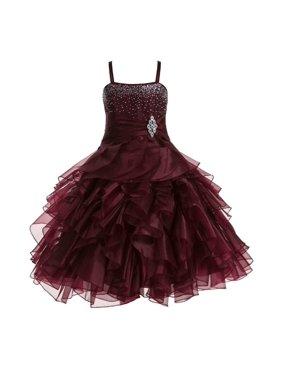 5e0fafca9da Girls Dressy Dresses - Walmart.com