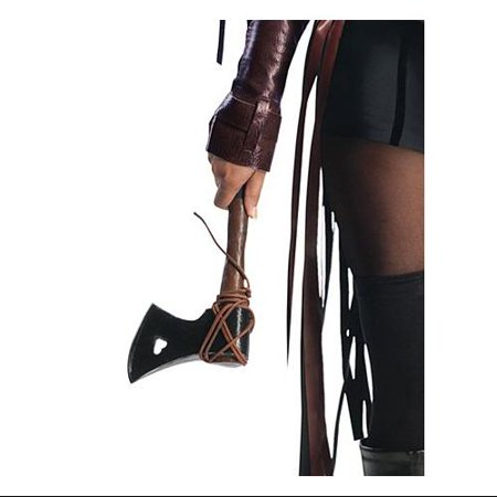 Sucker Punch Blondie Axe Costume Accessory Weapon](Black Halloween Punch Vodka)
