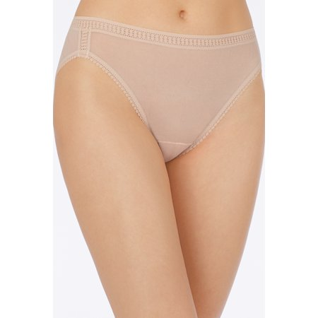 On Gossamer Mesh Hi-Cut Brief 3012/3012X - On Gossamer Set