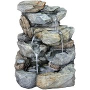 Better Homes & Gardens Rock Fountain