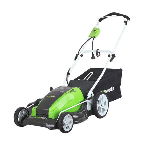 Greenworks 21-Inch 13 Amp Corded Lawn Mower 25112 by Generic