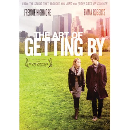 The Art of Getting By (DVD) (Freddie Highmore The Art Of Getting By)