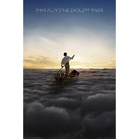 Pink Floyd Endless River 36x24 Music Art Print Posterr British progressive rock band Pink Floyd 15th