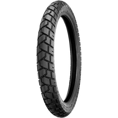 Shinko 705 Front Dual Sport Motorcycle Tire 90/90-21 (54H) Tube/Tubeless for Triumph Tiger 800 XCX LOW 2016-2017 (Triumph Motorcycles Tiger)