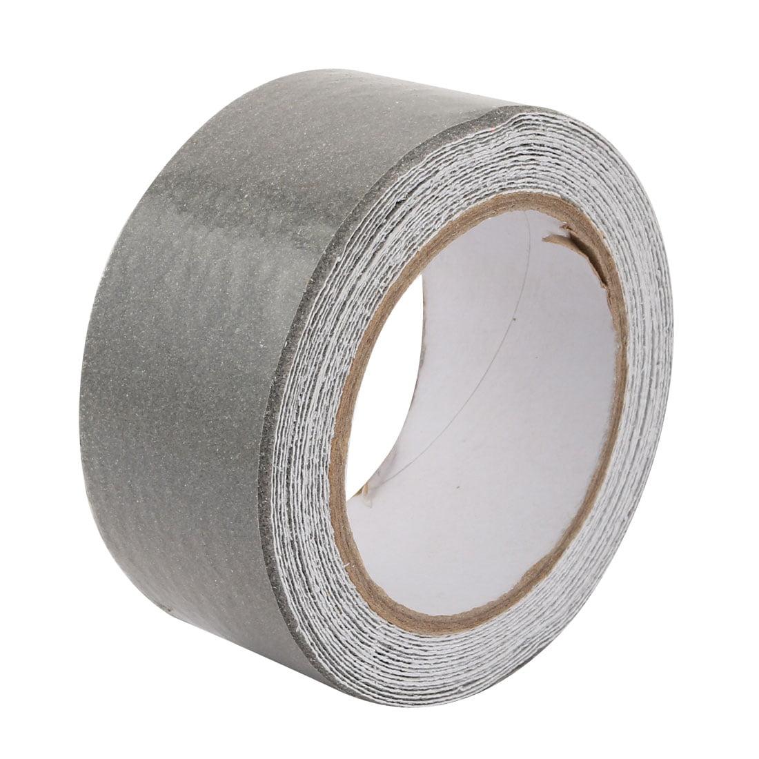 Unique Bargains 5M Long 5cm Width Adhesive Grit Anti Slip Tape for Stairs Floor Dark Gray - image 3 de 3
