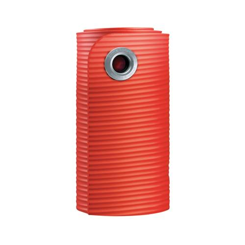 "CanDo® ArmaSport® Sup-R Mat®, Mars, 56"" x 24"" x 0.6"", red, case of 6"