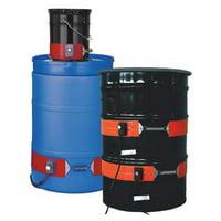 BRISKHEAT GDPCS11 Drum Heater, Heavy Duty, For Poly Drums/Pails, 120VAC, 200W,