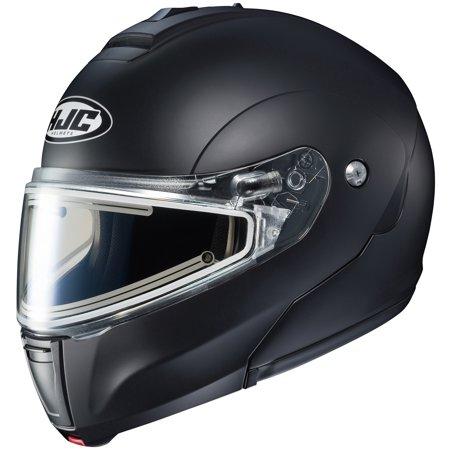 Hjc Cl Max Snow (HJC CL-Max III Solid Snow Helmet with Electric Shield )