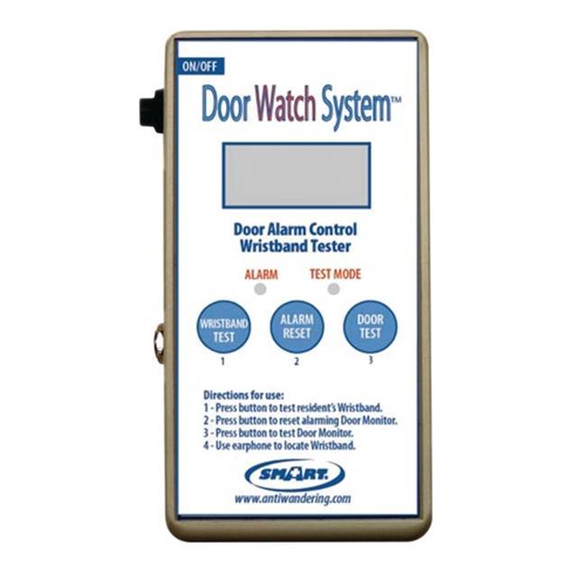 Smart Caregiver DT-01 Door Alarm, Wristband Tester & Reset Control