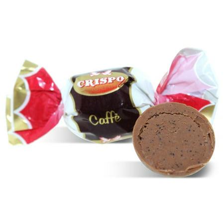 Crispo, Crid'or Milk Chocolate Pralines Filled w/Coffee Cream (1.250 Lbs) ()