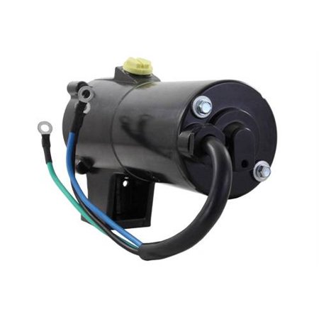 NEW TRIM MOTOR FITS VOLVO PENTA MARINE INCLUDED MOTOR, RESERVIOR AND PUMP 852928 852928-1 EVH4002 6225