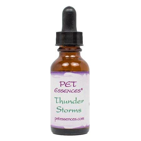 Thunder Storms Flower Essences  For Pet Type S   Dogs   Cats By Pet Essences