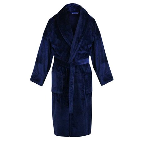 9cfaaf19d6 Fruit of the Loom Men s Fleece Shawl Collar Robe – BrickSeek