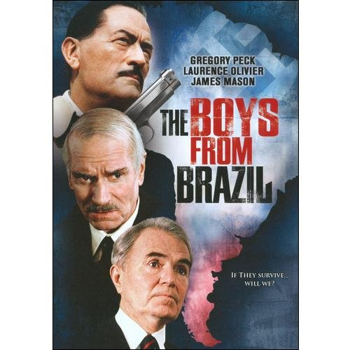The Boys From Brazil (Widescreen)